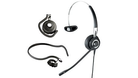 Headset Jabra BIZ 2400 NC mono 3-in-1