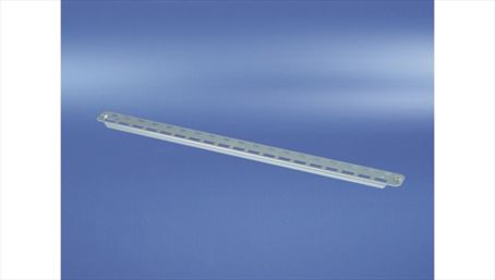 Front support rail voor geleide rails