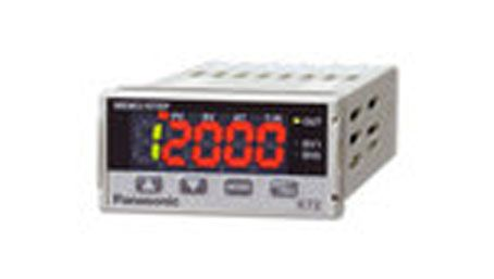 Temperature controller KT2, 230V AC, relay output, RS485