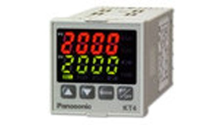 Temperature controller KT4, 100 to 240 V AC, RS485