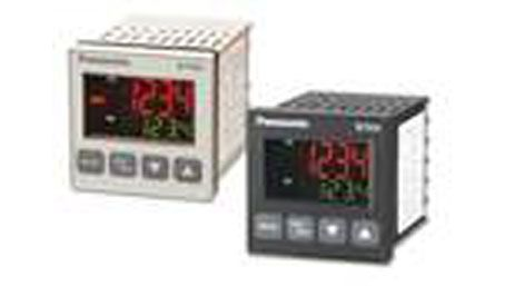 Temperature controller KT4H, 24 V AC, voltage outp., 1 alarm outp., RS485