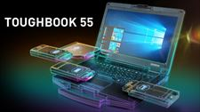 Toughbook 55: multifunctionele notebook met modulaire constructie