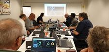 Koning & Hartman experts volgen Private LTE en GSM training